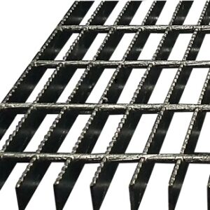 rejillas de metal